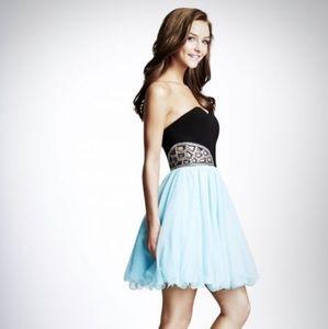 Blondie Nite prom dress